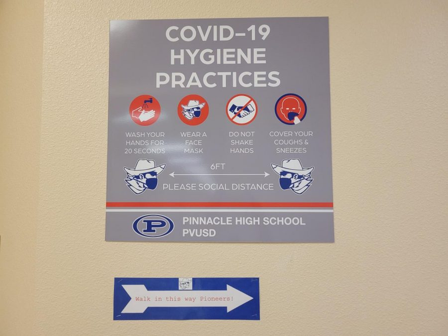 Pinnacle Reopening Attempts to Balance Needs of All Students and Staff in Unprecedented Circumstances